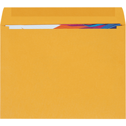 "12 x 9"" Kraft Gummed Envelopes"