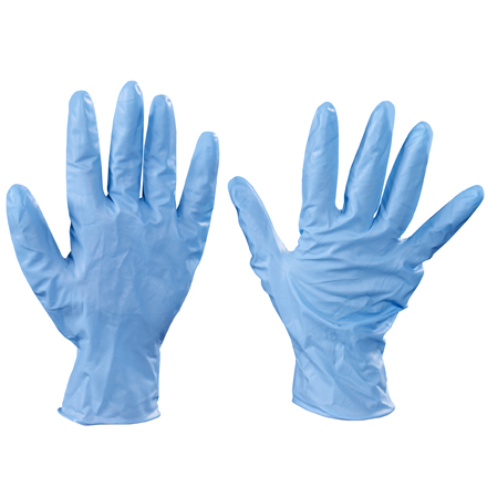 Nitrile Gloves - 8 Mil