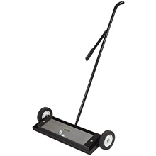 "Magnetic Sweeper - 24"", Push-Type"